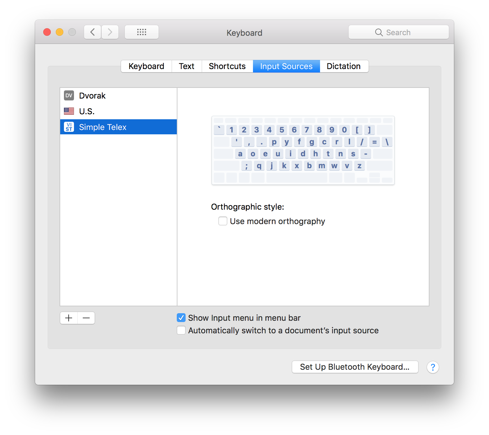 how to install unikey for mac